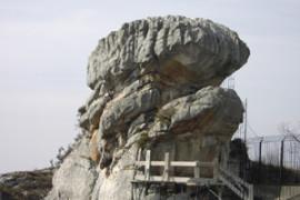 Megalithen - Menhire, Dolmen und Pena Tu