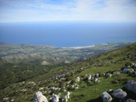 El Cachucho - Die Picos de Europa des Meeres