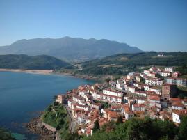 Gallaecia Sueva - Lastres und der Monte Sueve